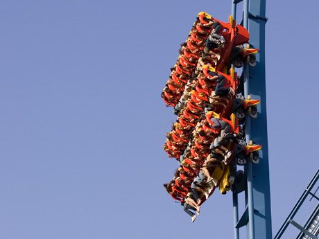 Rides and physics the physics of busch gardens - Busch gardens rides height requirements ...
